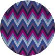 rug #691109   round pink rug