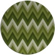 rug #691205 | round stripes rug