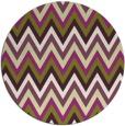 rug #691310 | round rug