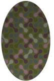 rug #692273 | oval rug