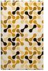 rug #692785 |  brown retro rug
