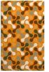 rug #692833 |  light-orange rug