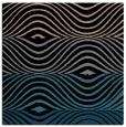 rug #695321 | square brown retro rug