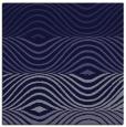 rug #695389   square blue-violet rug