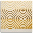 rug #695601 | square brown abstract rug
