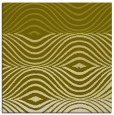 rug #695625 | square light-green rug