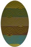 rug #695720 | oval popular rug