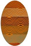 rug #695976 | oval popular rug