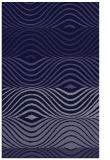 rug #696093    blue-violet rug