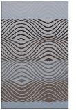 rug #696121 |  blue-violet stripes rug