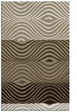 rug #696149 |  white stripes rug
