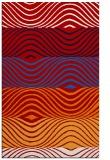 rug #696249 |  red rug