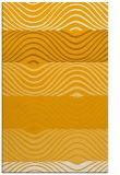 rug #696345    light-orange retro rug