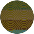 rug #696424 | round stripes rug