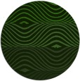 rug #696430 | round abstract rug