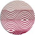 rug #696584 | round abstract rug
