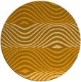 rug #696699 | round stripes rug