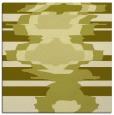 rug #697385 | square light-green popular rug