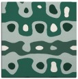 rug #700717   square green retro rug