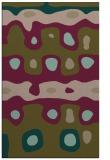 rug #701409 |  brown retro rug