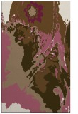 rug #703201 |  beige abstract rug