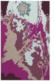 rug #703205 |  pink graphic rug