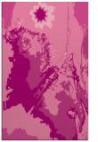 rug #703257    pink abstract rug