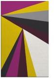 rug #705109 |  white stripes rug