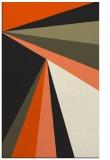rug #705117 |  black stripes rug