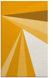 rug #705145 |  light-orange graphic rug