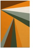 rug #705153 |  light-orange graphic rug