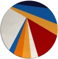 rug #705402 | round graphic rug