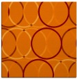 rug #706053 | square orange popular rug