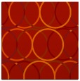rug #706109 | square red circles rug