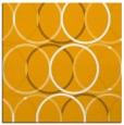 rug #706201 | square light-orange circles rug