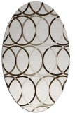 its a round rug - product 706360