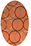 its a round rug rug - product 706417
