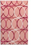rug #706789 |  pink rug