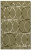 rug #706893 |  light-green popular rug