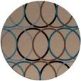 rug #706939 | round circles rug
