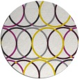 rug #707108 | round circles rug