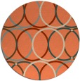 its a round rug rug - product 707117