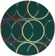 its a round rug rug - product 707126