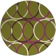 rug #707152 | round circles rug