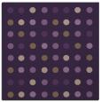 rug #709617 | square purple popular rug