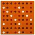 rug #709654 | square retro rug