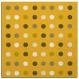 rug #709674 | square circles rug