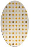 rug #710074 | oval circles rug
