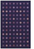 rug #710185    purple circles rug