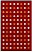 rug #710283    circles rug